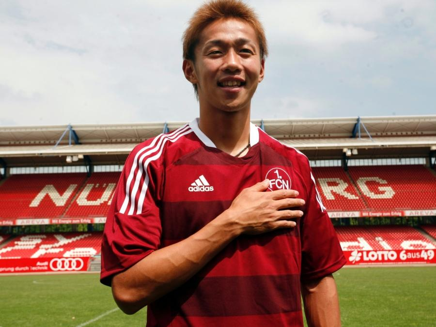 Hiroshi Kiyotake from FC Nurnberg might want to play for Aston Villa