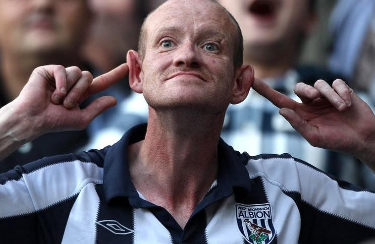 Second half, at West Brom and optimism